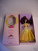 disney's beast belle doll applause