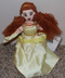 retired disney beast princess belle plush