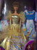 disney beast gold belle doll disney's