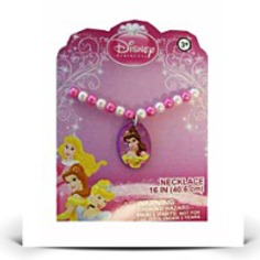 Specials Beauty And The Beast Necklace Belle Princess