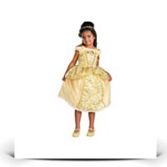 Deluxe Disney Belle Child Costume