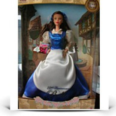Disney 10TH Anniversary Belle