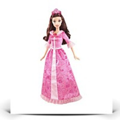 Disney Princess Singalong Belle Doll
