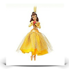 From Us Store 2012 Princess Belle Ornament