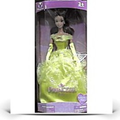 Princess Belle Figure Doll