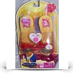 Princess Belle Musical Shoes Beauty