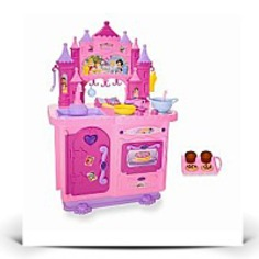 Princess Deluxe Talking Kitchen