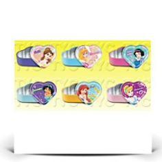 Specials Princess Heart Tin Collection Set