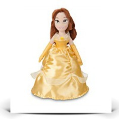 Princess Princess Belle Plush Stuffed