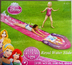 disney princess water slide cinderella ariel
