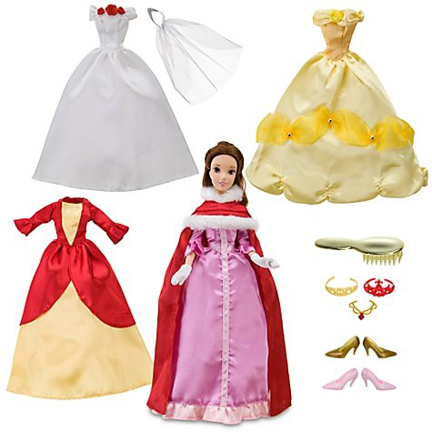 Store Princess Belle Boutique Doll Set