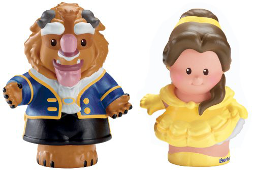 Little People Disney 2 Pack Belle