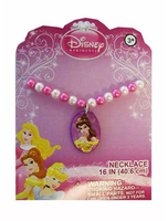 Beauty And The Beast Necklace Belle Princess