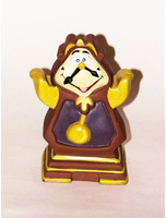 Beauty And The Beast Vinyl Hand Puppets