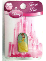 Belle Enamel Beauty And The Beast Pin